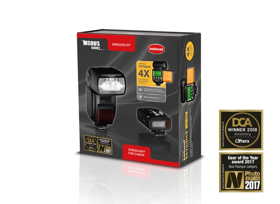 MODUS 600RT Wireless Kit for Canon