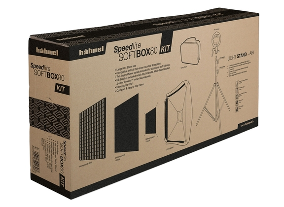 Speedlite SoftBOX80 KIT
